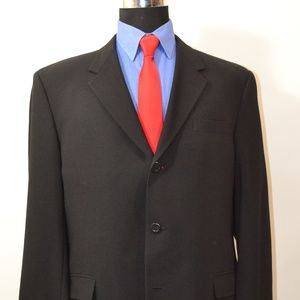 Kenneth Cole 44R Sport Coat Blazer Suit Jacket